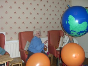 Auden_residents and globe ball